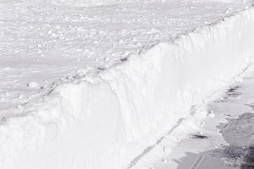 Foot of Snow
