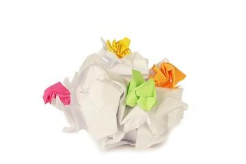Paper Wads 2