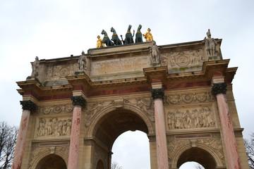 Arc de Triomphe du Caroussel, Paris