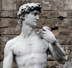 The head of David