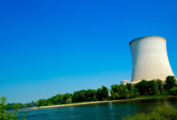 nuclear reactor  power plant