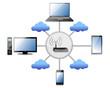 wifi network concept