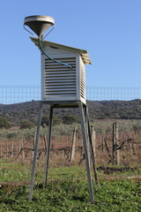 Stazione meteorologica per agricoltura - Weather Station