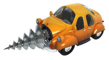 Digger Car