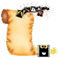 pergamena cinema