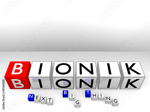 BIONIK_next big thing - 3D