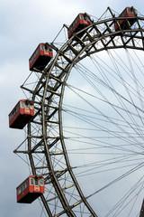 Wien, Riesenrad im Prater