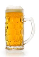 Jarra de cerveza.