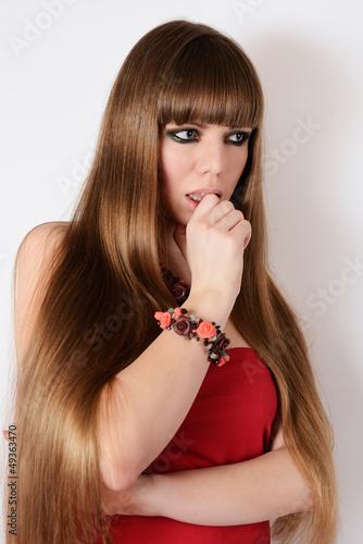 good long hair