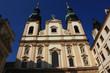 Wien, Fassade der Jesuitenkirche