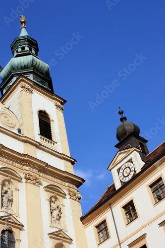 Wien, Sonnenfelsgasse, Jesuitenkirche