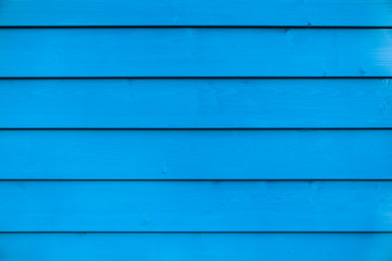 Blaue Holzwand, Vertäfelung, Naturmaterialien, Hintergrund