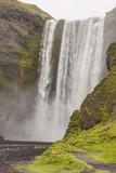 Skogafoss waterfall - Iceland poster