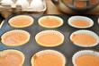 Baking Homemade Chocolate Muffins