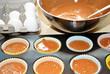 Making Homemade Chocolate Cupcakes