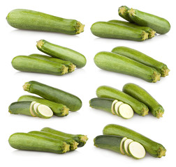collection of zucchini images