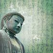 Bouddha vintage bronze - Kamakura, Japon