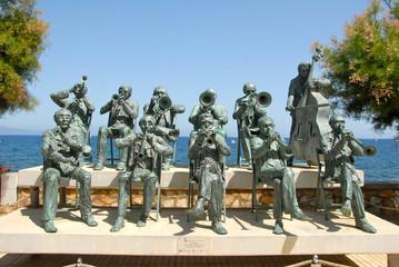 les musiciens de l'Escala