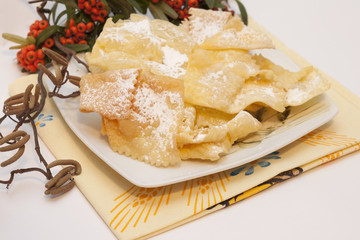 dolci di carnevale