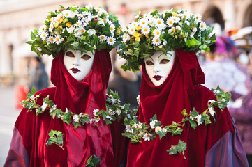 maschere carnevale di venezia 3038