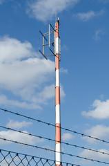 Antenne, Flughafen Frankfurt