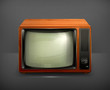 TV set retro