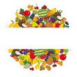 Cartouche-Fruits