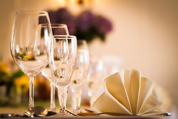 Tisch Arrangement