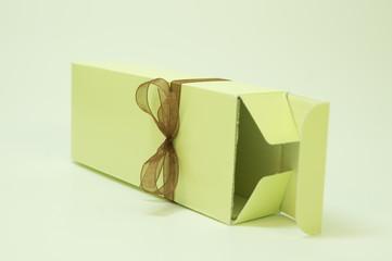 opened small gift box