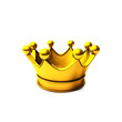 goldene Krone Freisteller