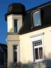 Liebevoll restauriertes altes Eckhaus in Oerlinghausen