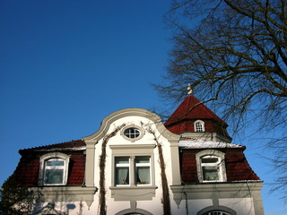 Jugendstil Villa in Oerlinghausen in Ostwestfalen-Lippe