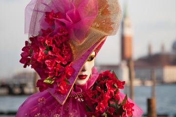 Venice Mask, Carnival