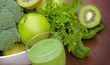 Green smoothie - green juice