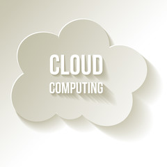 Cloud Cloud-Computing Rechnen in der Wolke