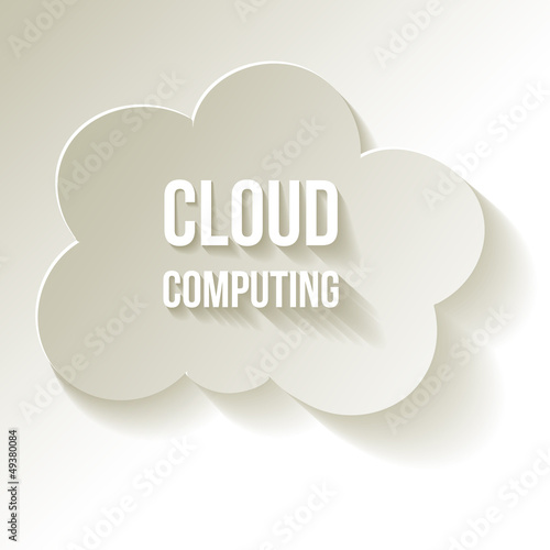 Cloud Cloud-Computing Rechnen in der Wolke