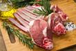 rib lamb