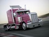 Fototapeta dostawa - logistyka - Ciężarówka