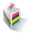 Wahlbox Mauritius