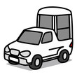 Cartoon Car 62 : Papamobile