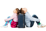 Children affected by travel delays