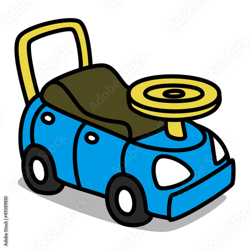 Cartoon Car 71 : Kids Car