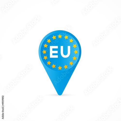icône union européenne