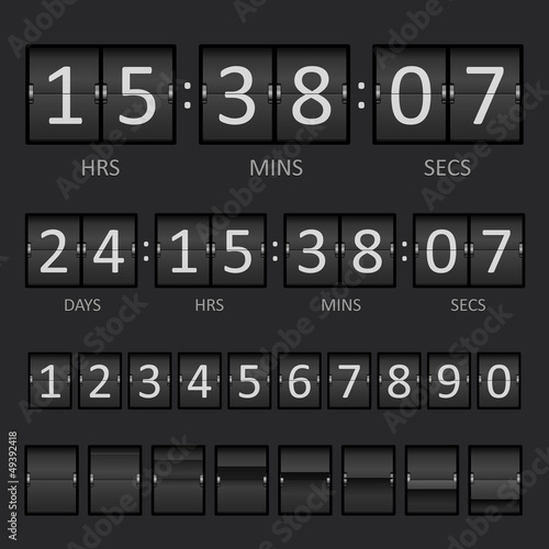 Scoreboard Countdown Timer