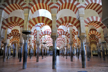 Cahedral-Mosque of Cordoba, Andalusia, Spain, Europe