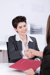 ein erfolgreiches bewerbungsgespräch