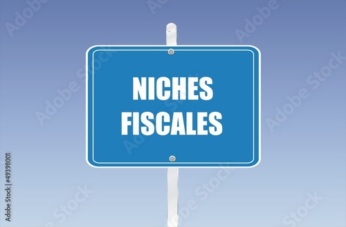 panneau niches fiscales