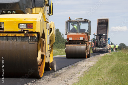Construction and repair of highway