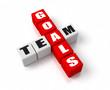 Team Goals Red