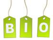 Anhänger BIO Schilder